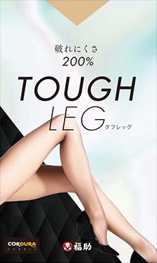 TOUGH LEG (タフレッグ) ストッキング