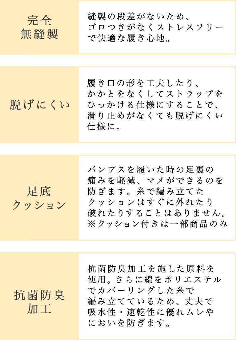 made in Japanの5本指カバーソックス『Wraposca(ラポスカ)』