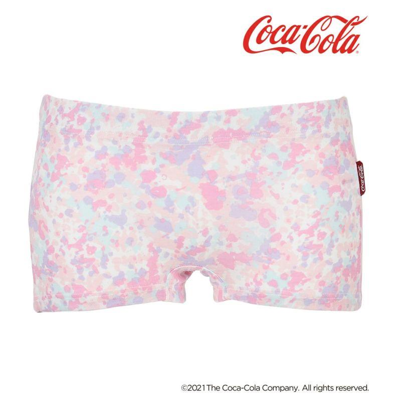 レディース「Coca-Colaコカ・コーラ」ボクサーショーツ